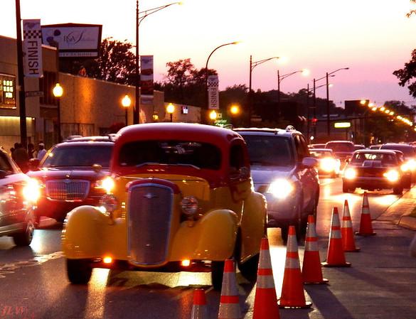 Woodward Ave Dream Cruise 2013